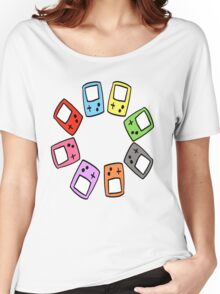 Gameboy Lover Women's Relaxed Fit T-Shirt