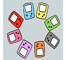 Gameboy Lover Photographic Print