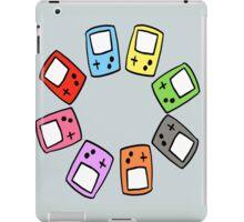 Gameboy Lover iPad Case/Skin