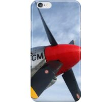 P-51 Mustang  iPhone Case/Skin