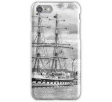 Port of Greenock, Scotland iPhone Case/Skin