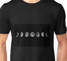 the moon cycle Unisex T-Shirt