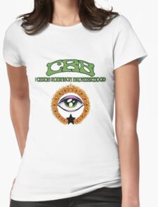 The Chris Robinson Brotherhood Womens Fitted T-Shirt