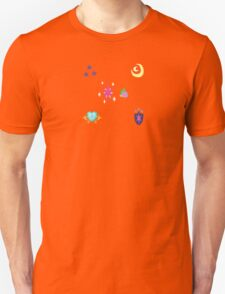 My little Pony - Sparkle Family Cutie Mark Special V2 T-Shirt