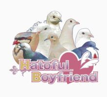 Hatoful Boyfriend by nicolascagedesu