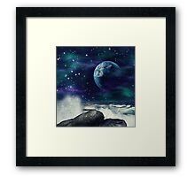 Distant Galaxies Framed Print