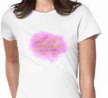 Centrum Permanebit Womens Fitted T-Shirt