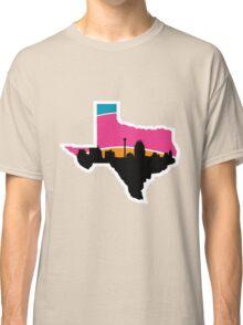 San Antonio Skyline Spurs Classic T-Shirt