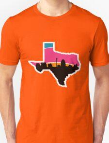 San Antonio Skyline Spurs Unisex T-Shirt