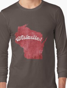 Wistastic! The Official Logo Long Sleeve T-Shirt