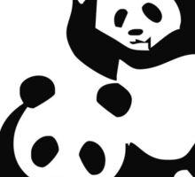WWF WWE Panda Sticker