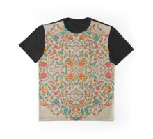 - Oriental flower pattern - Graphic T-Shirt