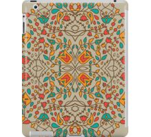 - Oriental flower pattern - iPad Case/Skin