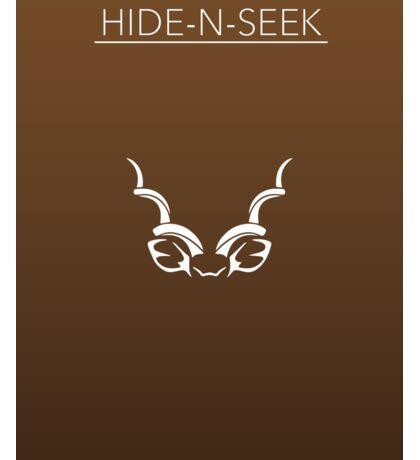 Hide-N-Seek Sticker