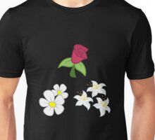 My little Pony - Roseluck + Daisy + Lily (Flower Shop) Cutie Mark Unisex T-Shirt