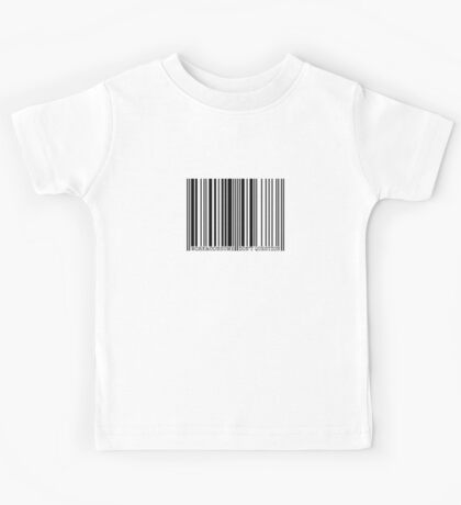 WORK & CONSUME, DON'T QUESTION Kids Tee