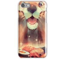 Fishy Feast iPhone Case/Skin