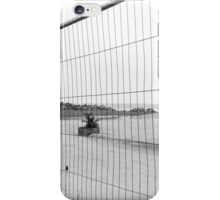 Regeneration of Carlyon Bay,Cornwall. iPhone Case/Skin