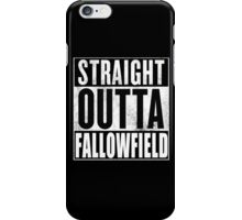 Straight Outta Fallowfield iPhone Case/Skin