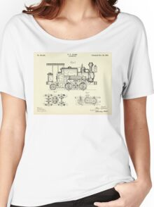 Locomotive-1886 Women's Relaxed Fit T-Shirt