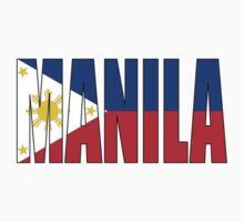Manila. One Piece - Short Sleeve