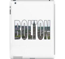 Bolton iPad Case/Skin