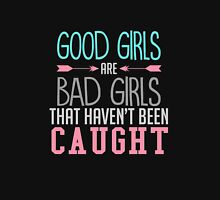 Good girls are bad girls  Womens Fitted T-Shirt