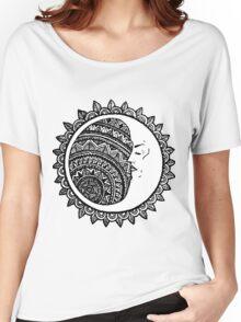 Moondala Women's Relaxed Fit T-Shirt