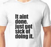 Student quote Unisex T-Shirt