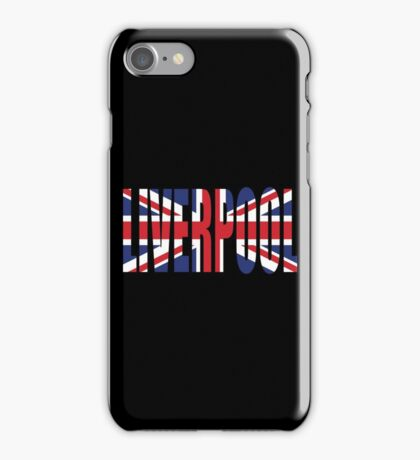 Liverpool. iPhone Case/Skin