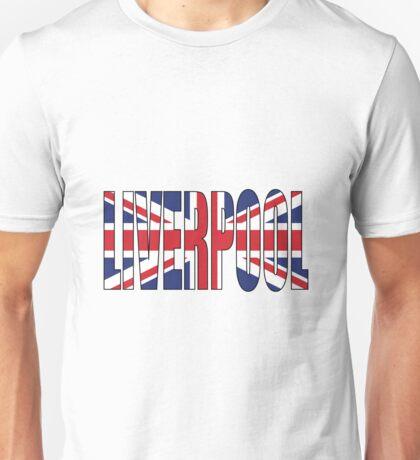 Liverpool. Unisex T-Shirt