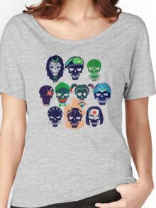 Skulls of The Squad Women's Relaxed Fit T-Shirt