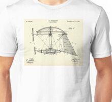 Aerial Vessel-1893 Unisex T-Shirt