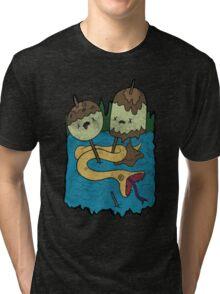 PB's Rock Tee (Worn-In Version) Tri-blend T-Shirt