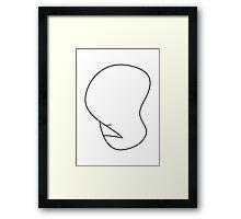 Dignity Framed Print