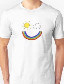 Happy Weather Unisex T-Shirt