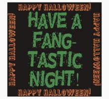 Have A Fang-Tastic Night One Piece - Long Sleeve