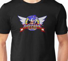 Sonic retro logo Unisex T-Shirt