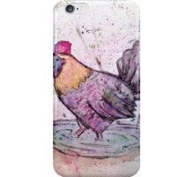 Colourful Hen iPhone Case/Skin