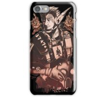 Commander iPhone Case/Skin