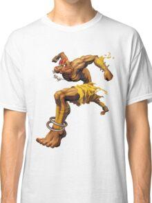 DHALSIM : Yoga Fire Classic T-Shirt