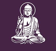 Young Buddha (white) Unisex T-Shirt