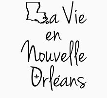 La Vie en Nouvelle Orleans (Life in New Orleans) Women's Relaxed Fit T-Shirt