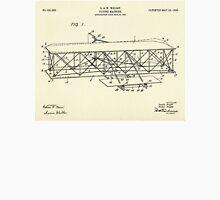 Flying Machine Wright-1906 Unisex T-Shirt