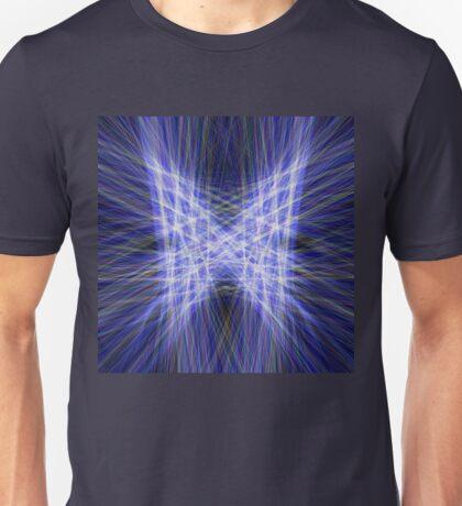 Laser Butterfly Unisex T-Shirt