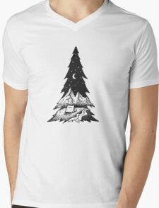 Adventurer Mens V-Neck T-Shirt