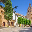 Plaza Duquesa de Parcent - Ronda - Andalucia - Spain by TonyCrehan