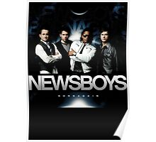 Newsboys We Believe God's Not Dead Tour 2016 AB2 Poster