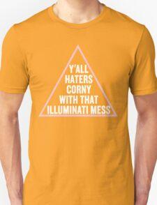 Illuminati Mess! T-Shirt