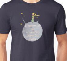 L'essentiel est invisible pour les yeux Unisex T-Shirt
